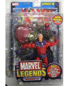 TOYBIZ MARVEL LEGENDS 3 MAGNETO