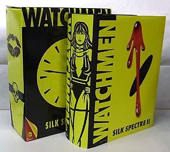 MATTEL WATCHMEN オンライン限定 SILK SPECTRE II