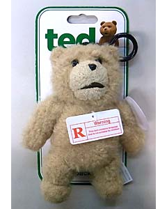 COMMONWEALTH TOYS TED バックパッククリップ トーキングプラッシュ [RATED R]