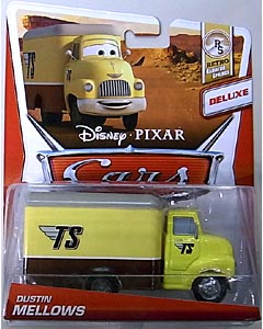 MATTEL CARS 2013 DELUXE DUSTIN MELLOWS