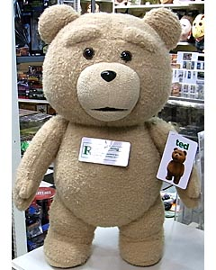 COMMONWEALTH TOYS TED 24インチ トーキングプラッシュ