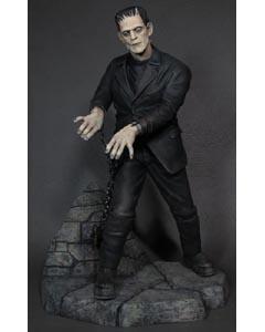 メーカー表記なし ボリス・カーロフ版 : フランケンシュタインの怪物 1/6スケール レジンキャストキット