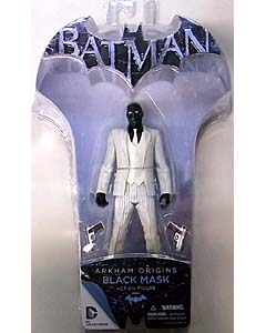 DC COLLECTIBLES BATMAN: ARKHAM ORIGINS SERIES 1 BLACK MASK