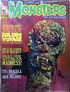 FAMOUS MONSTERS OF FILMLAND #106 特価