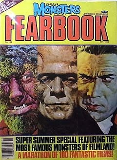 FAMOUS MONSTERS OF FILMLAND #188