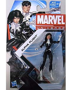 HASBRO MARVEL UNIVERSE SERIES 5 #027 ALPHA FLIGHT AURORA