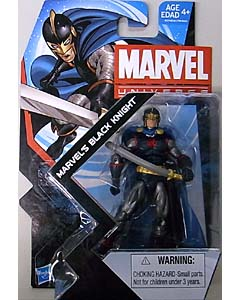 HASBRO MARVEL UNIVERSE SERIES 5 #029 MARVEL'S BLACK KNIGHT