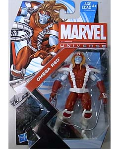 HASBRO MARVEL UNIVERSE SERIES 5 #026 OMEGA RED