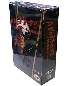 NECA A NIGHTMARE ON ELM STREET 7インチアクションフィギュア CLASSIC VIDEO GAME APPEARANCE