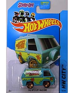 MATTEL HOT WHEELS 1/64スケール 2014 HW CITY SCOOBY-DOO! THE MYSTERY MACHINE #084