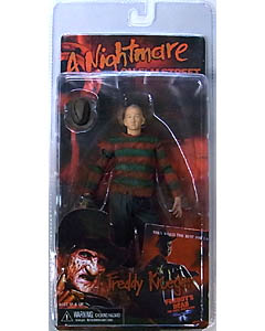 NECA A NIGHTMARE ON ELM STREET 7インチアクションフィギュア SERIES 4 PART 6 FREDDY'S DEAD: THE FINAL NIGHTMARE ROBERT ENGLUND FREDDY KRUEGER