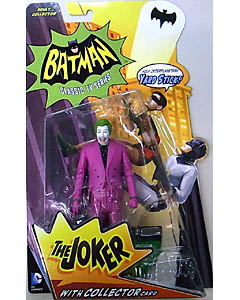 MATTEL BATMAN CLASSIC TV SERIES 6インチアクションフィギュア THE JOKER