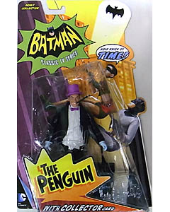 MATTEL BATMAN CLASSIC TV SERIES 6インチアクションフィギュア THE PENGUIN