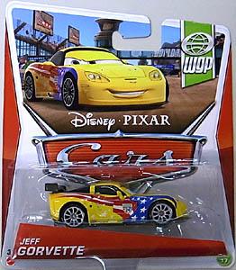 MATTEL CARS 2013 シングル JEFF GORVETTE