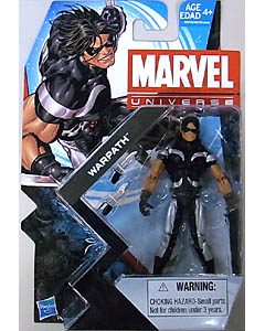 HASBRO MARVEL UNIVERSE SERIES 5 #025 WARPATH