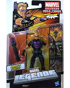 HASBRO MARVEL LEGENDS 2013 SERIES 2 ROCKET RACCOON SERIES MARVEL'S HAWKEYE [MODERN]