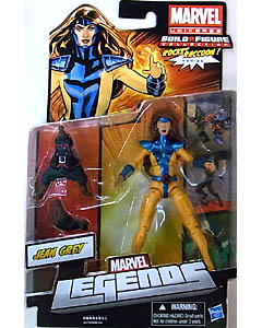 HASBRO MARVEL LEGENDS 2013 SERIES 2 ROCKET RACCOON SERIES JEAN GREY