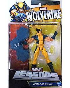 HASBRO MARVEL LEGENDS 2013 WOLVERINE PUCK SERIES WOLVERINE