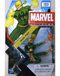 HASBRO MARVEL UNIVERSE SERIES 5 #002 IRON FIST [国内版]