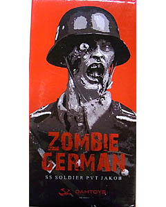 DAMTOYS 1/6スケール ZOMBIE GERMAN SS SOLDIER PVT JAKOB