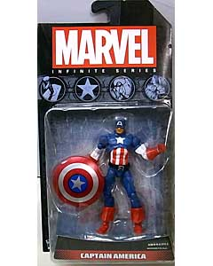 HASBRO AVENGERS 3.75インチ INFINITE SERIES CAPTAIN AMERICA
