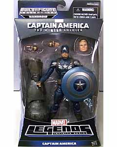 HASBRO MARVEL LEGENDS 2014 INFINITE SERIES CAPTAIN AMERICA CAPTAIN AMERICA パッケージ破れ特価