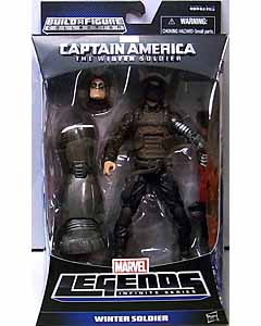 HASBRO MARVEL LEGENDS 2014 INFINITE SERIES CAPTAIN AMERICA WINTER SOLDIER パッケージ傷み特価
