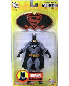 DC DIRECT SUPERMAN / BATMAN SERIES 1 PUBLIC ENEMIES BATMAN THE DARK KNIGHT