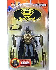 DC DIRECT SUPERMAN / BATMAN SERIES 2 RETURN OF SUPERGIRL BATMAN