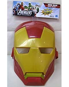 HASBRO AVENGERS ASSEMBLE IRON MAN HERO MASK