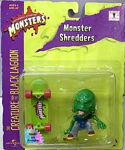 SIDESHOW LITTLE BIG HEADS MONSTER SHREDDERS THE CREATURE FROM THE BLACK LAGOON CREATURE