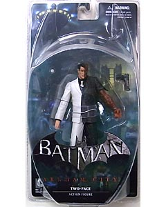 DC COLLECTIBLES BATMAN: ARKHAM CITY TWO-FACE ブリスターワレ特価