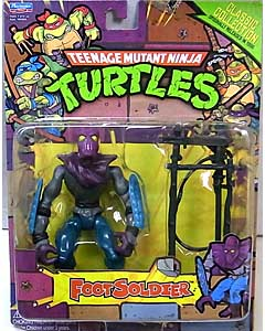 PLAYMATES TEENAGE MUTANT NINJA TURTLES CLASSIC COLLECTION ベーシックフィギュア FOOT SOLDIER