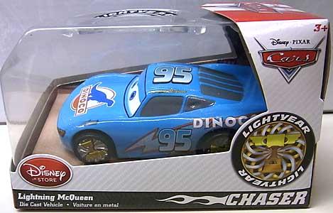 CARS 2014 USAディズニーストア限定 ダイキャストミニカー CHASER LIGHTNING McQUEEN [DINOCO]