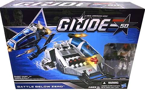 HASBRO G.I.JOE 50TH ANNIVERSARY ビークル BATTLE BELOW ZERO