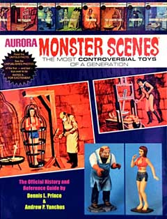 AURORA MONSTER SCENES: THE MOST CONTROVERSIAL TOYS OF A GENERATION 傷み特価
