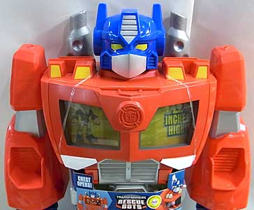 HASBRO TRANSFORMERS RESCUE BOTS EPIC OPTIMUS PRIME