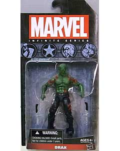 HASBRO AVENGERS 3.75インチ INFINITE SERIES DRAX