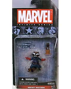 HASBRO AVENGERS 3.75インチ INFINITE SERIES ROCKET RACCOON
