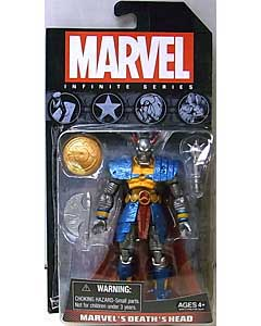 HASBRO AVENGERS 3.75インチ INFINITE SERIES MARVEL'S DEATH'S HEAD