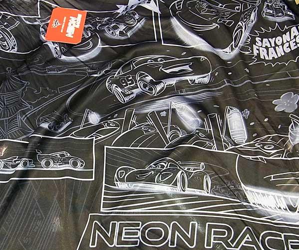 2014年 サンディエゴ・コミコン限定 MATTEL CARS 2014 NEON RACERS SPECIAL EDITION GIFT PACK