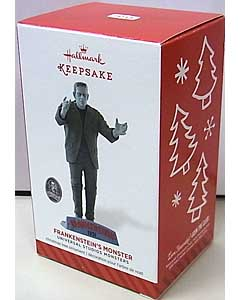 HALLMARK CHRISTMAS ORNAMENTS 2014 FRANKENSTEIN'S MONSTER
