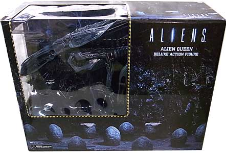 NECA ALIEN 7インチアクションフィギュア ALIENS ALIEN QUEEN DELUXE ACTION FIGURE