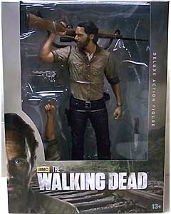 McFARLANE TOYS THE WALKING DEAD TV DELUXE 10インチアクションフィギュア RICK GRIMES