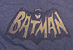 バットマン/ TVシリーズ /ロゴ /BATMAN(ブルー)