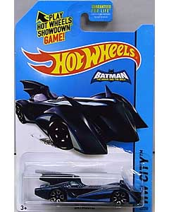 MATTEL HOT WHEELS 1/64スケール 2015 HW CITY BATMOBILE [BATMAN THE BRAVE AND THE BOLD] #063
