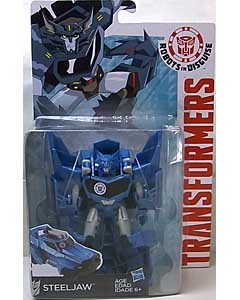 HASBRO アニメ版 TRANSFORMERS ROBOTS IN DISGUISE DELUXE CLASS STEELJAW