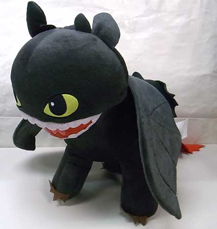 その他・海外メーカー HOW TO TRAIN YOUR DRAGON 2 TOOTHLESS CUDDLE PILLOW