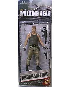 McFARLANE TOYS THE WALKING DEAD TV 5インチアクションフィギュア SERIES 6 ABRAHAM FORD