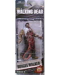 McFARLANE TOYS THE WALKING DEAD TV 4.5インチアクションフィギュア SERIES 6 BUNGEE WALKER